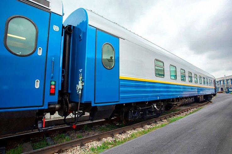 пассажирские вагоны россии фото оно уже